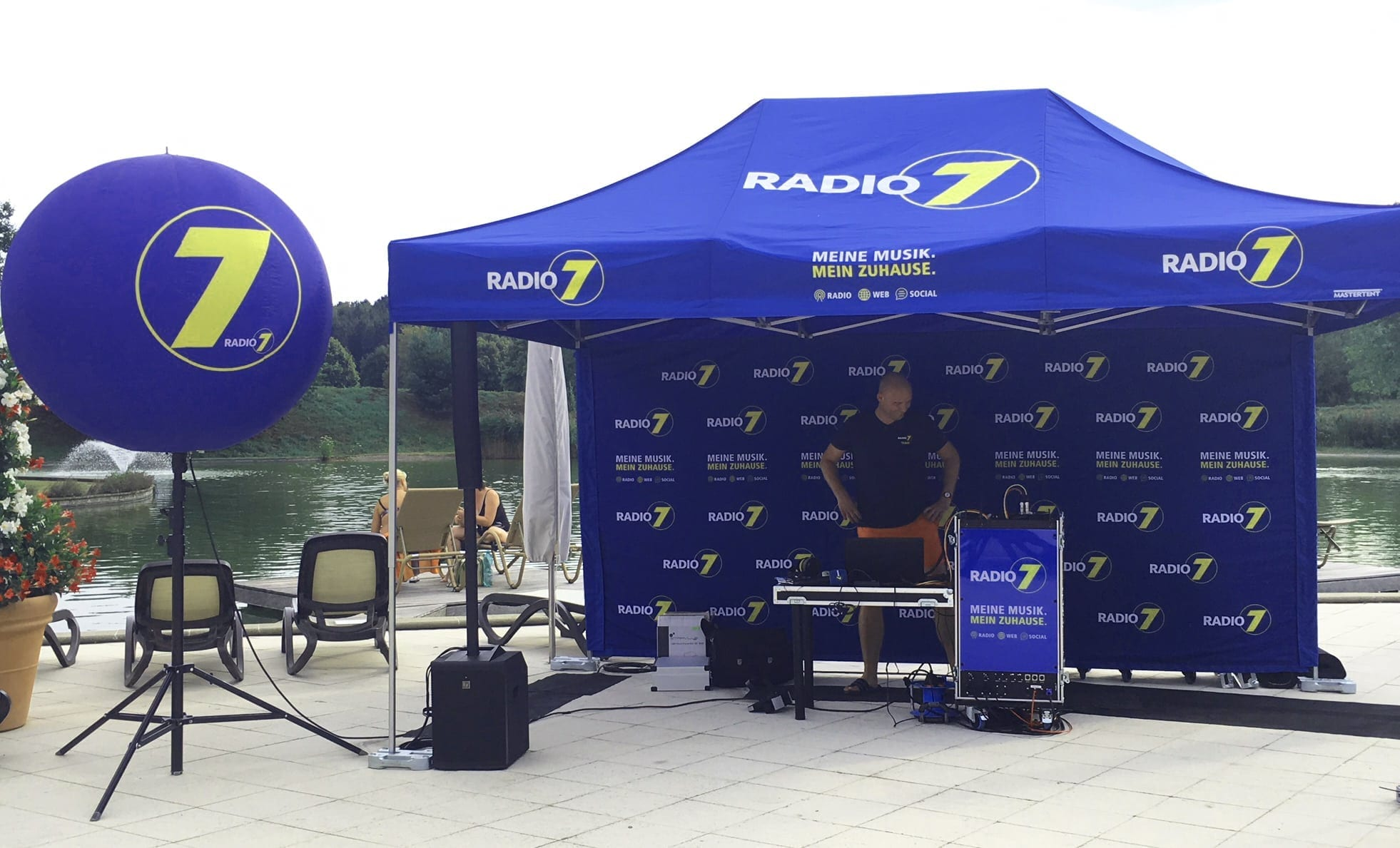Radio 7 Kurzurlaub in der 'Südsee'